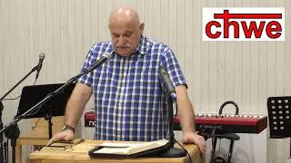 """Kazanie """"Czy piekło istnieje?"""" – pastor Andrzej Cyrikas"""
