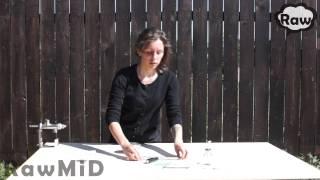 Обзор ручного маслопресса RawMID oil press manual