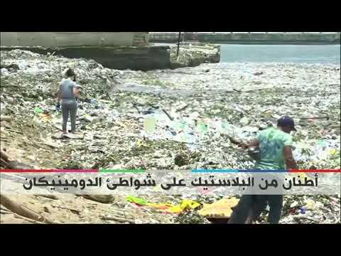 بي_بي_سي_ترندينغ: في ظاهرة غريبة شواطئ الدومينيكان تقذف بآلاف الأطنان من البلاستيك  - نشر قبل 58 دقيقة