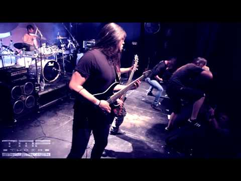 Modern Man Disease   Strawman [Live at The Metal Factory Fest] (Official Video)