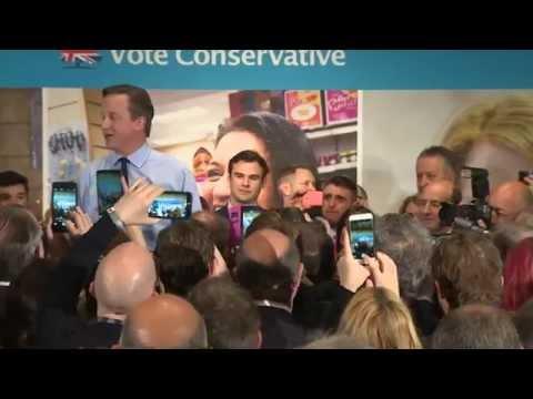 David Cameron - Pumped Up