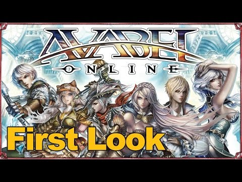 Avabel Online Gameplay First Look - MMOs.com