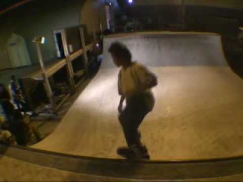 skate board tekitou video kazuya