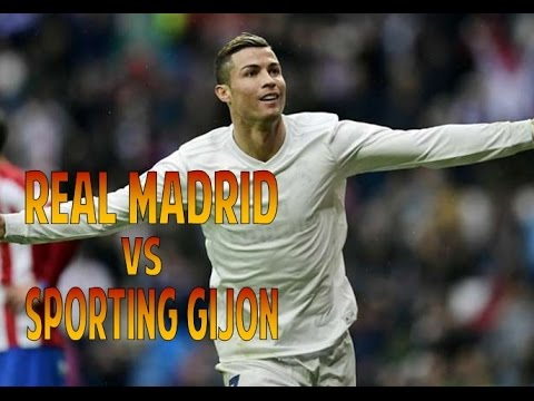 Download Real Madrid vs Sporting Gijon 2-1 All Goals and Highlights ● LaLiga 16/17 ● 26/11/2016