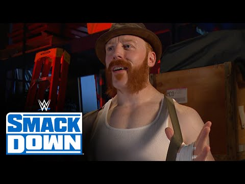 Sheamus has bad news for the blue brand: SmackDown, July 31, 2020