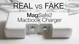 Real vs Fake Magsafe 2 Charger Macbook Pro | Cars & Tech by JDM City(, 2016-01-16T15:30:15.000Z)