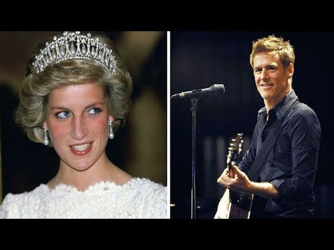 Princess Diana's Former Butler Claims She Had An Affair With Rockstar Bryan Adams