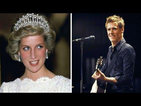 Princess Diana's Former Butler Claims She Had An Affair With Rockstar Bryan Adams