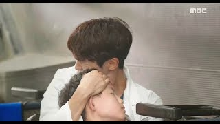 [Hospital Ship]병원선11,12Minhyuk,jump into the for the child 'bus accident' without any hesitation!