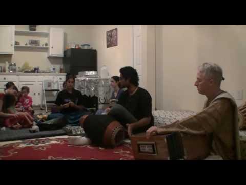 Bhajan - Mukunda Datta das - Hare Krishna - 1/6