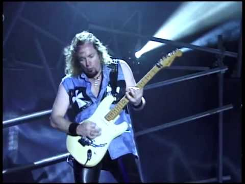 Adrian Smith (Only Guitar Channel) - Iron Maiden - Rock in Rio 2001