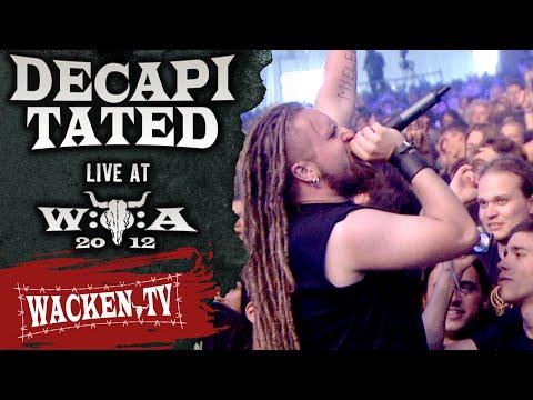 Live @ Wacken Open Air 2012