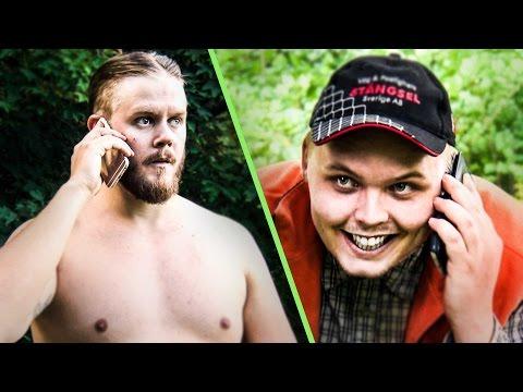 NORDIC HILLBILLIES - Tinderdejten