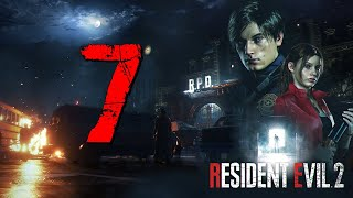 Resident Evil 2 Remake | Capítulo 7 (CLAIRE) | Gameplay en Español | PS4 1080P