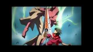 Busou Renkin Victor vs Kazuki Soundtrack.wmv
