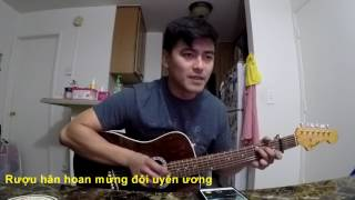 Cover of Ly Ruou Mung - Pham Dinh Chuong