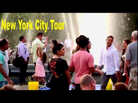 New York City Travel Tour - Manhattan - HD