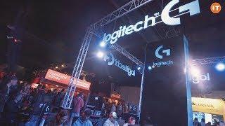 #HablandoDeGaming - Cobertura Especial en Argentina Game Show con Logitech