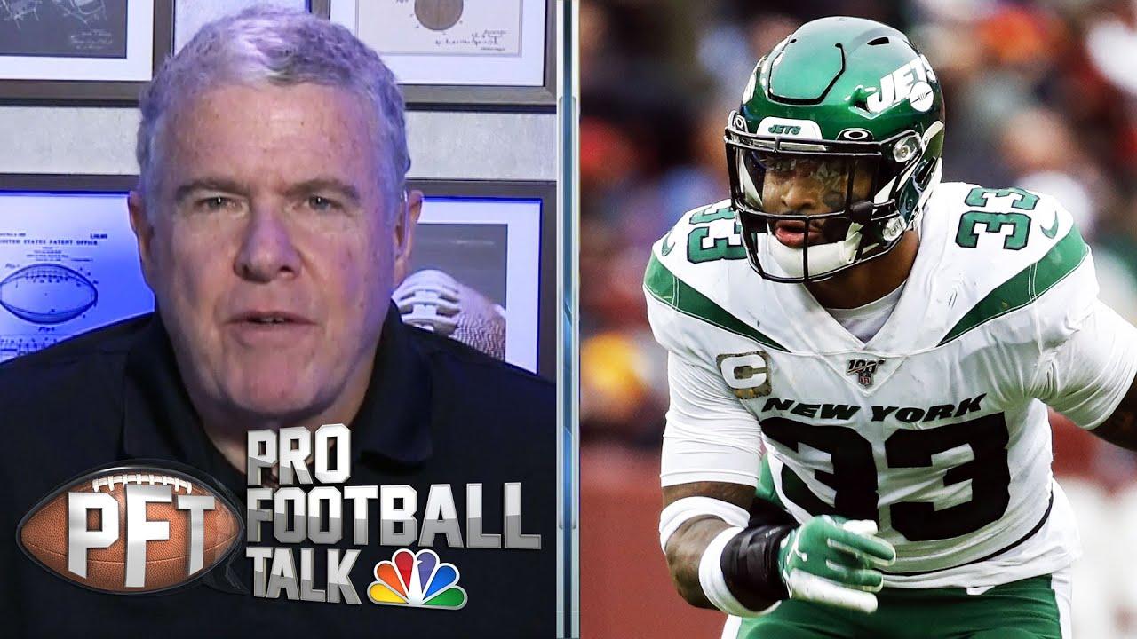 Peter King analyzes Jamal Adams trade for Seahawks and Jets | Pro Football Talk | NBC Sports