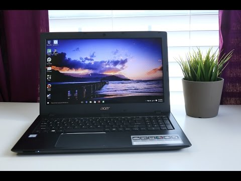 "ACER Aspire E5-575-54SM 15.6"" Review Best Laptop for under $360???"