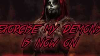 MASTER OF DEATH - Exorcise My Demons Ft. JayyVon + Kerry Louise (Official Audio)