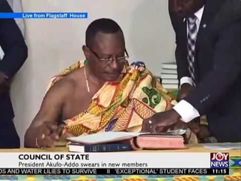 Council Of State on Joy News (27-2-17)