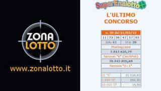 Lotto e superenalotto estrazioni del 31 marzo 2012 (sabato) - www.zonalotto.it