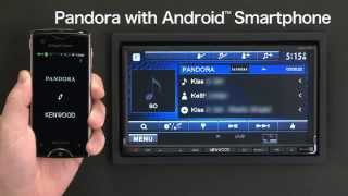 2013 DDX Models - Pandora Control with Android