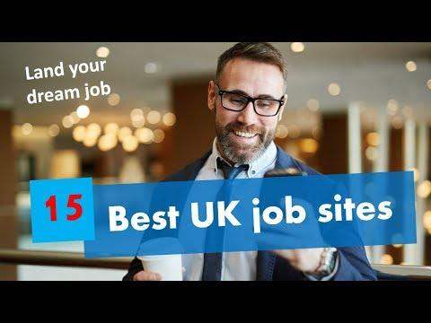 15 best job sites UK – Land your dream job quickly