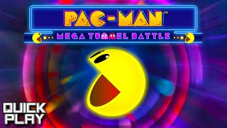 Pac-Man Mega Tunnel Battle Demo! 64 Player Battle Royale for Google Stadia! (Quick Play)