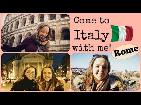 Come to ITALY with me!   Rome Travel Diary   Anastasia Semina   Рим, Италия