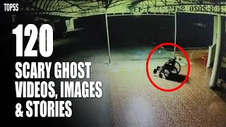 120 Scary Ghost Videos, Images & Stories To Fuel Your Nightmares | Paranormal Compilation