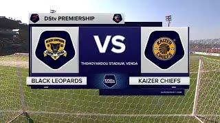 DStv Premiership | Black Leopards v Kaizer Chiefs | Highlights