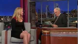 Amy Schumer on David Letterman 13 May, 2013   YouTube 360p