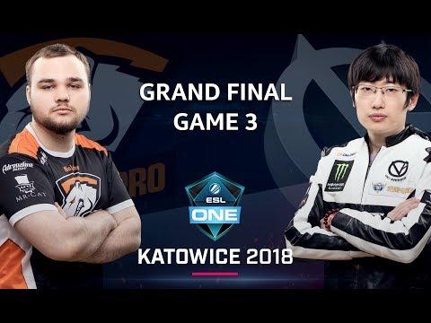 VG vs VP - ESL One Katowice 2018 Final G.3