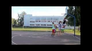 3 на 3. уличный баскетбол