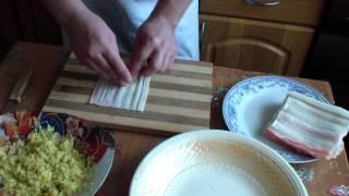 Крабовые палочки с сыром в кляре