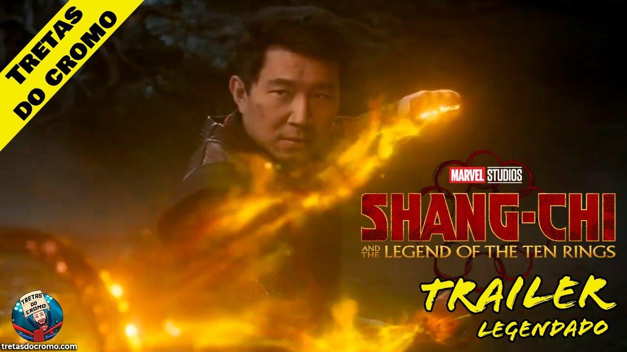 Shang-Chi recebe um novo trailer com surpresa gigante