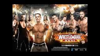 "Wrestlemania 26 ""I Made It"" by Kevin Rudolf theme song HD"