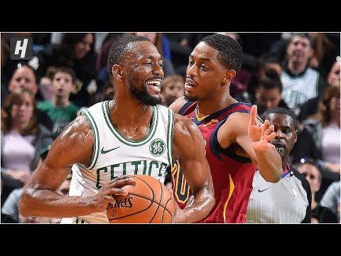 Cleveland Cavaliers vs Boston Celtics - Full Game Highlights | October 13, 2019 | 2019 NBA Preseason