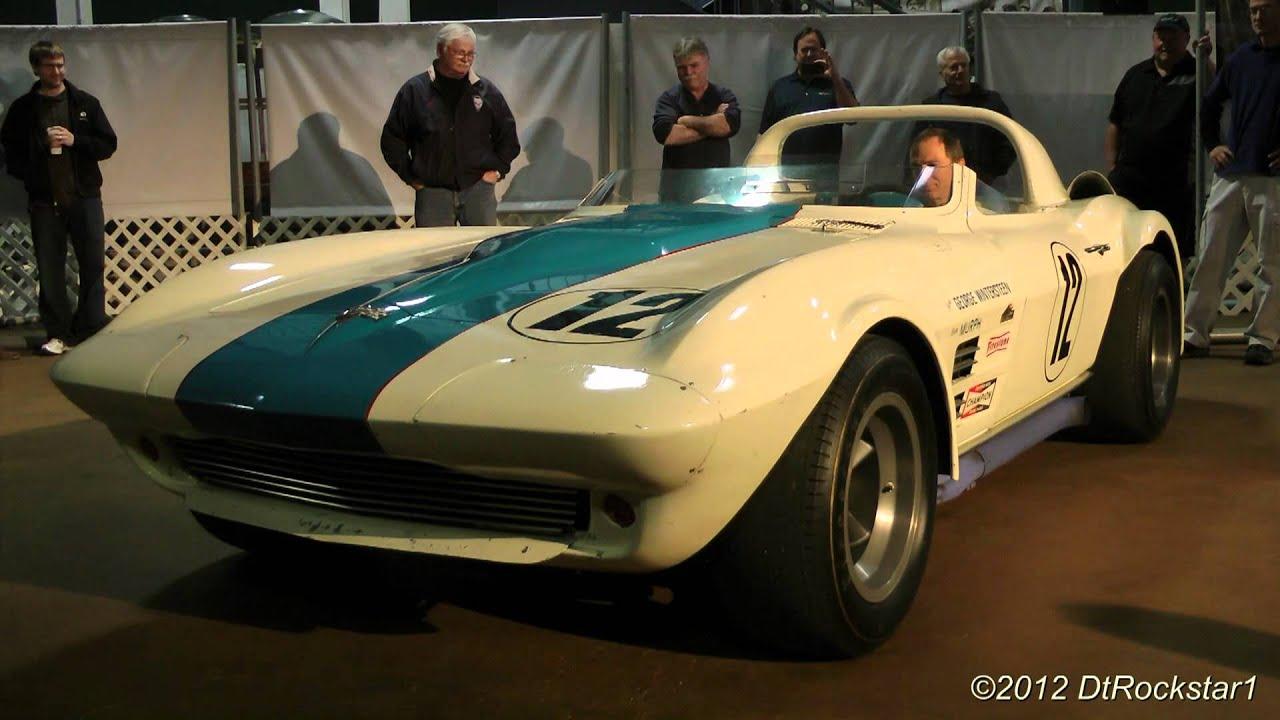 ORIGINAL 1963 Corvette Grand Sport Startup 1 Of 5 Made