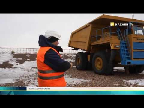 Business opportunities №7 (21.12.2016) - Kazakh TV