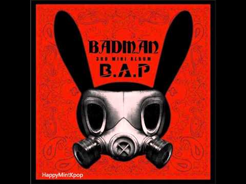 [Full Audio/MP3 DL] B.A.P- Badman HD