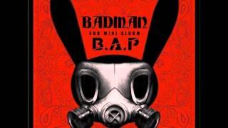 [Full Audio/MP3 DL] B.A.P- Badman HD