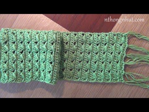 Móc khăn len choàng cổ (Engsub)