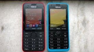 Nokia 208 vs 301 : Where do they differ