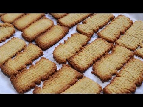 आटा बिस्किट Homemade Whole wheat cookies, recipe in hindi