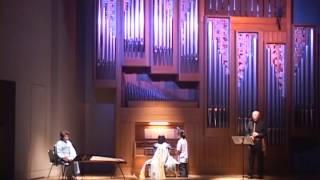 International Organ Festival in Japan 2013 Yokohama 2013年6月26日(...