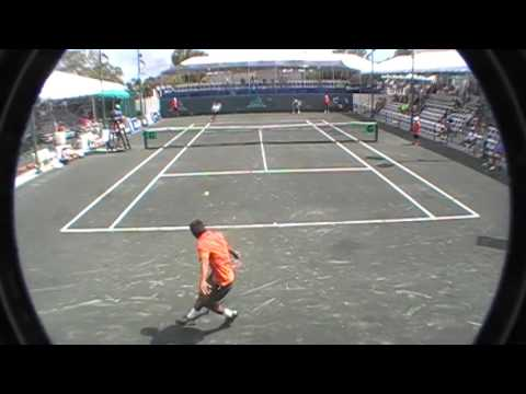 Catalin Gard - Robbie Ginepri, $100,000 Sarasota Open