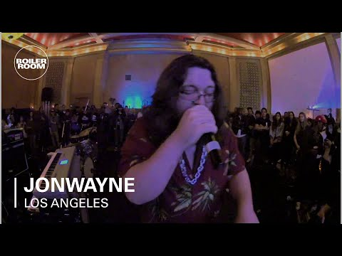 Jonwayne at Boiler Room Rap Life LA